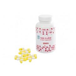Милайф Турбо + Ликопин капсулы 120 мг №150