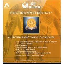 Квантовая голограмма OXO World Wide Realtime XP528 ENERGY для энергии (42 шт)