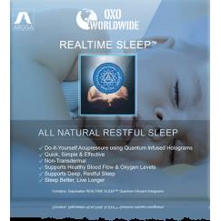 Квантовая голограмма OXO World Wide Realtime Sleep для сна (42 шт)