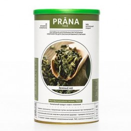 "Коктейль ""Прана-фуд"" - Зеленый чай"