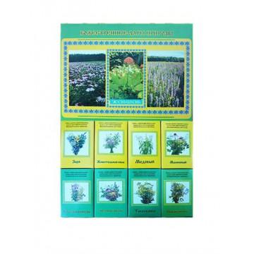 ОСВЯЩЕННЫЕ лекарственные растения (8*80г)
