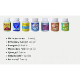 Курс при заболеваниях молочных желез
